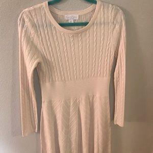 Flattering Knit Dress